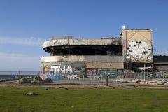 Ruinen des Gebäudes Lizenzfreies Stockbild