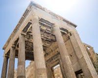 Ruinen des Griechenlands Stockfotos