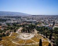 Ruinen des Griechenlands Lizenzfreie Stockfotografie