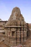 Ruinen des Rudramala oder des Tempels Rudra Mahalaya, Sidhpur, Patan, Gujarat, Indien Lizenzfreie Stockbilder