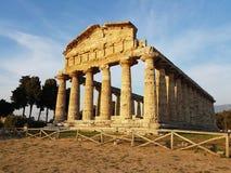 Ruinen des Tempels lizenzfreie stockfotografie