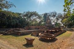 Ruinen des Tempels lizenzfreies stockbild