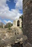 Ruinen einer alten Stadt Lizenzfreies Stockfoto