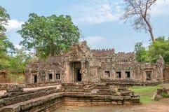 Ruinen-Errichten Stockfoto