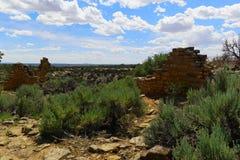 Ruinen Hovenweep Lizenzfreie Stockbilder