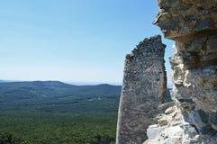 Ruinen II Stockbild