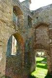 Ruinen-Kirche St Andrew, Walberswick Großbritannien, Lizenzfreie Stockfotografie