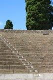 Ruinen in Pompeji Stockfotos
