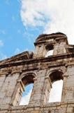 Ruinen in Spanien Stockbild