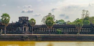 Ruinen von Angkor Wat, Kambodscha Lizenzfreies Stockbild