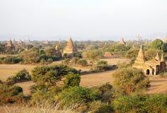 Ruinen von Bagan, Myanmar Stockfotografie