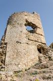 Ruinen von Chembalos Festung Lizenzfreie Stockbilder