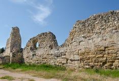 Ruinen von Chersonese Lizenzfreie Stockbilder