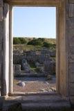 Ruinen von Chersonese Lizenzfreies Stockbild