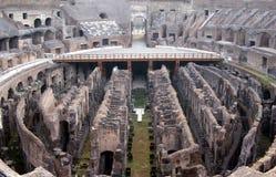 Ruinen von Colisseum Lizenzfreies Stockbild