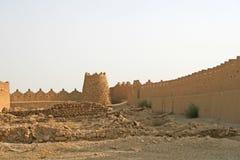 Ruinen von Diriyah Lizenzfreies Stockbild
