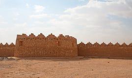 Ruinen von Diriyah Lizenzfreies Stockfoto
