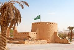 Ruinen von Diriyah Lizenzfreie Stockfotografie