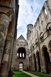Ruinen von Jumieges-Abtei, Frankreich Lizenzfreie Stockfotografie