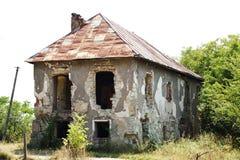 Ruinen von Kornis ziehen sich von Siebenbürgen - Rumänien zurück Lizenzfreie Stockfotos