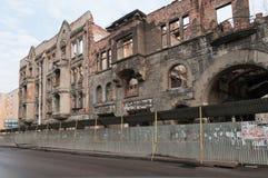 Ruinen von Kreuz Apotheke Lizenzfreie Stockfotos