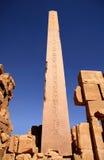 Ruinen von Luxor Stockfotografie