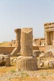Ruinen von Persepolis Lizenzfreies Stockfoto