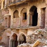 Ruinenwand Lizenzfreies Stockbild