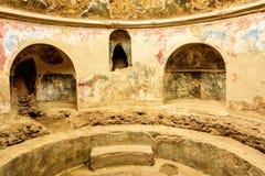 Ruines à Pompeii photographie stock