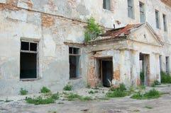 Ruines Fotografia Stock
