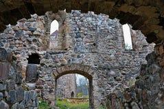 Ruines. Photographie stock libre de droits