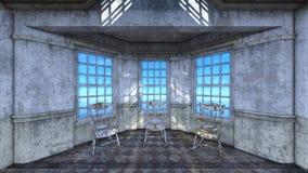 ruines Images libres de droits