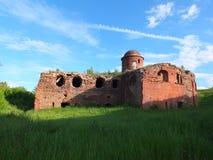Ruines Af une vieille construction photo stock