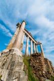 Ruines antiguos de Roma fotos de archivo libres de regalías
