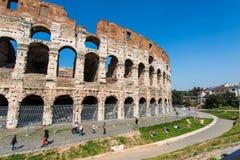 Ruines antiguos de Roma imagenes de archivo
