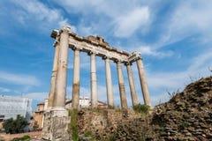 Ruines antiguos de Roma Imagen de archivo