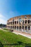Ruines antiguos de Roma en brillante Fotografía de archivo