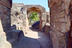Ruines antiques Photos libres de droits