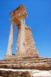 Ruines antiques photographie stock libre de droits