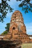 Ruines antiques de temple Image libre de droits