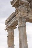 Ruines antiques - groupe images libres de droits