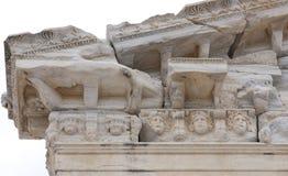 Ruines antiques - groupe photo libre de droits