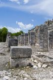 Ruines antiques, Mexique Photos libres de droits
