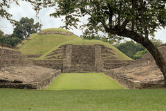 Ruines archéologiques d'EL Tajin, Veracruz, Mexique photos libres de droits