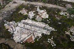 Ruines archéologiques d'Odrinhas Image stock