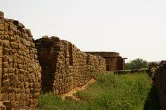 Ruines aztèques Images libres de droits