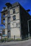Ruines. Bourgogne Photo libre de droits