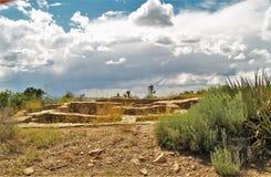 Ruines d'Anasazi Images libres de droits