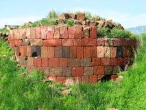 Ruines d'Arménien Photos libres de droits