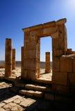 Ruines d'Avdat Images libres de droits
